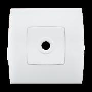 Stiel-appareillage-encastre-Gamme-phenicia-sortie-de-cable-Blanc